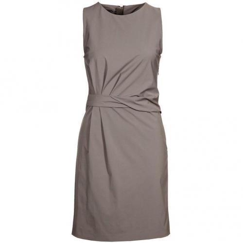 Patrizia Pepe Kleid frost gray