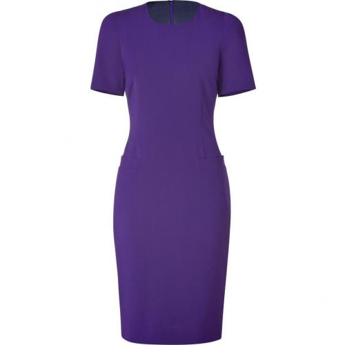 Paul Smith Purple Pocket Office Dress
