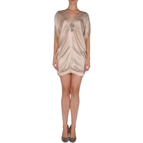 Philipp Plein Couture Minikleid Beige