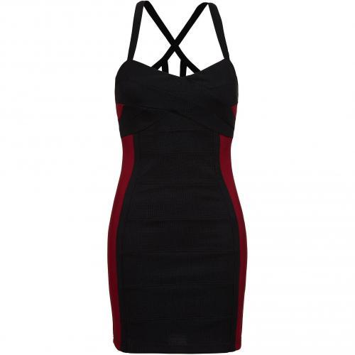 Rare London Etui Kleid schwarz