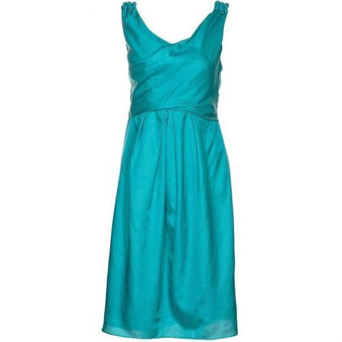 René Lezard Cocktailkleid / festliches Kleid azur