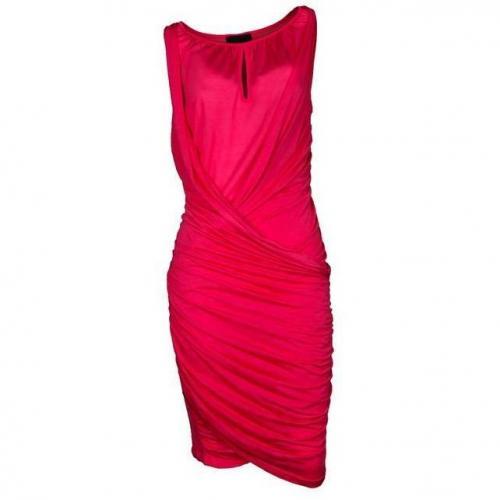 Snob Jersey-Kleid Fraya pink