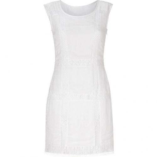 Steffen Schraut White Lace Dress