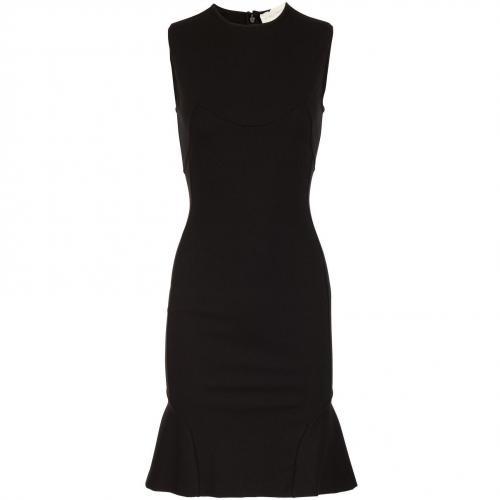 Amazon Ausgestelltes Kleid Schwarz