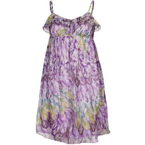 Traffic People Sommerkleid purple