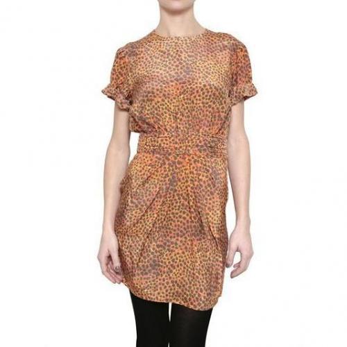 Twenty8Twelve Kleid Print Auf Chiffon