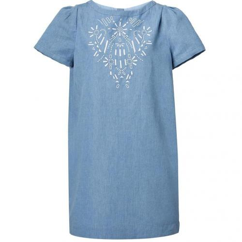 Vanessa Bruno Athé Light Denim Tunic Dress