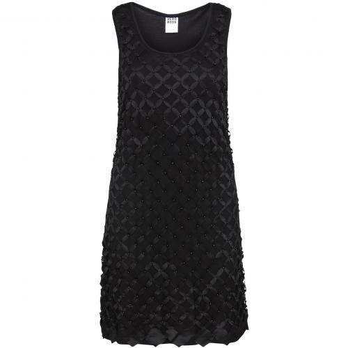 Vero Moda Trägerkleid Delil schwarz
