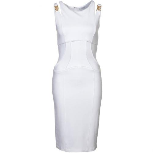 Versace Collection Cocktailkleid / festliches Kleid bianco ottico