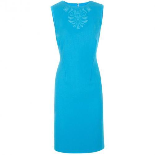 Versace Turquoise Dress Lorena