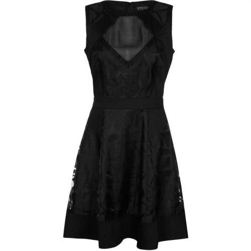 Warehouse Cocktailkleid / festliches Kleid nero