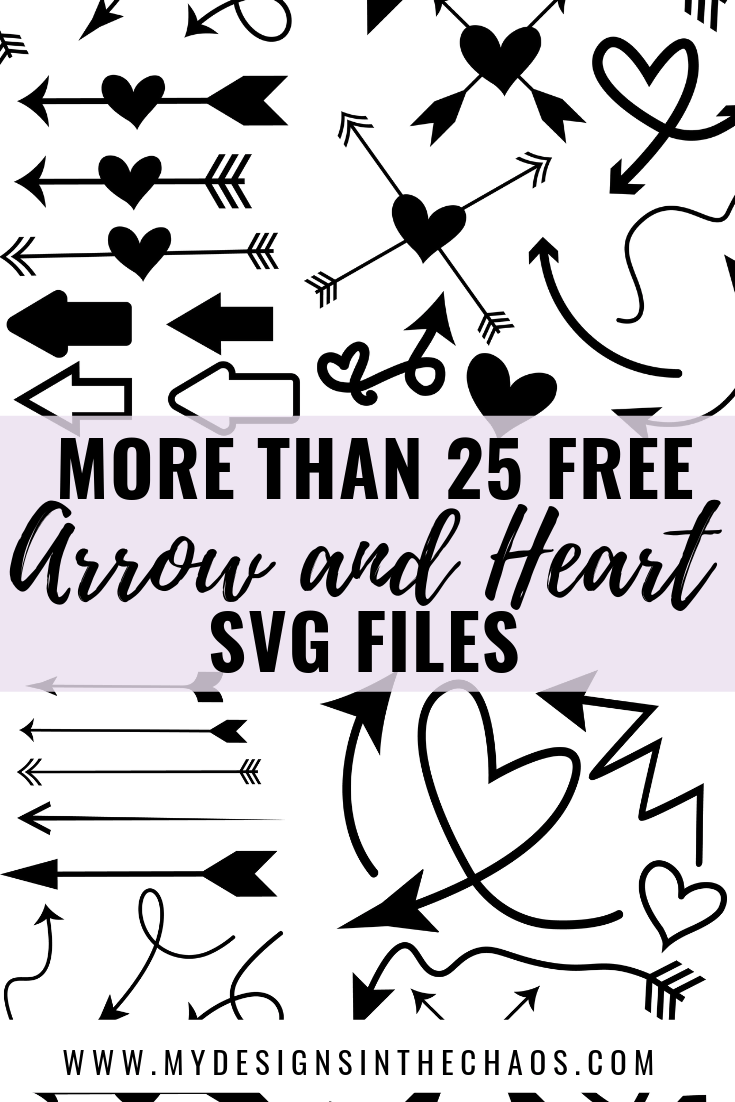 Download Free Arrow SVG Designs - My Designs In the Chaos