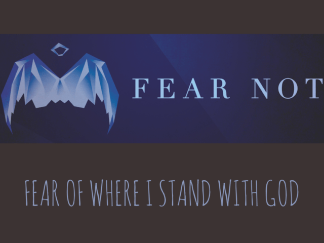 FEAR NOT Discussion Questions 3