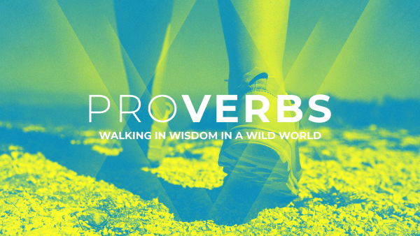 Proverbs, part 7: The Warrior Wife Image