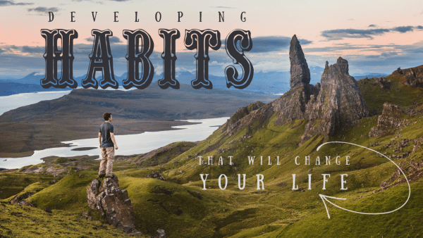 Developing HABITS, Part 5: Telling My Story Image