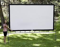 Projection Screen Rental