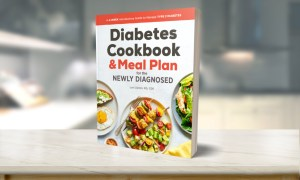 Diabetic Cookbook and Meal Plan for the Newly Diagnosed