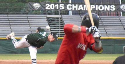 Diamond Dawgs Win Central  Division With 5-2 Win Over Utica