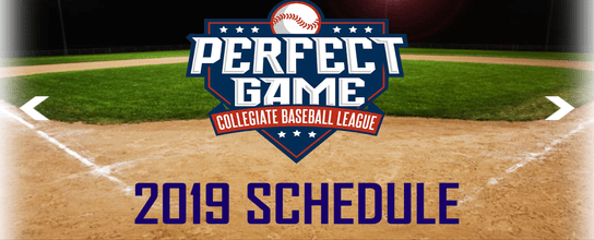 2019 PGCBL Schedule Unveiled