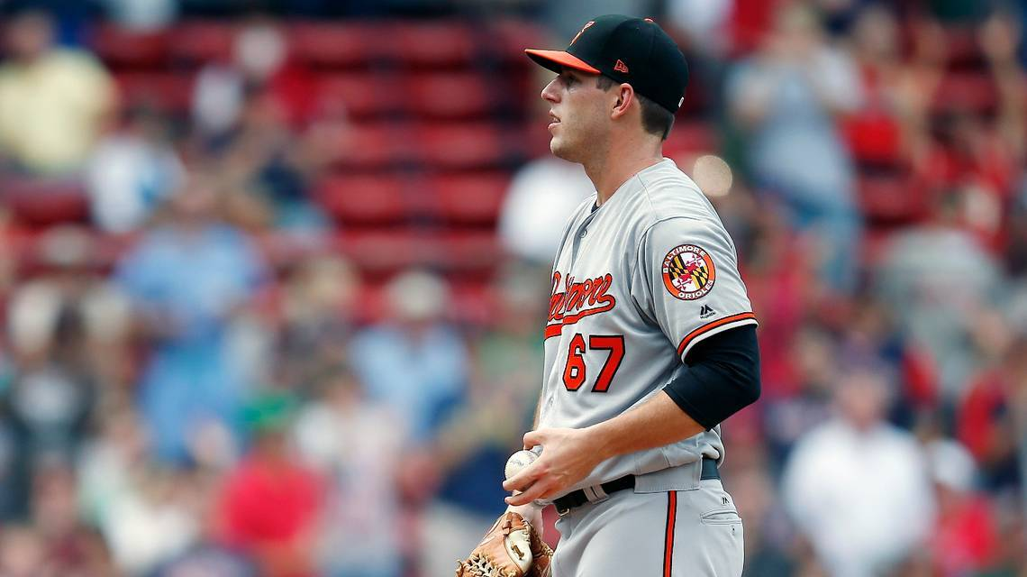 MLB – Former DiamondDawg Means earns second win for Orioles