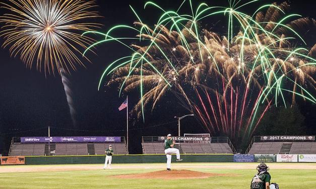 July 24th Fireworks Spectacular Presented by The Empire Recycling Cooperation