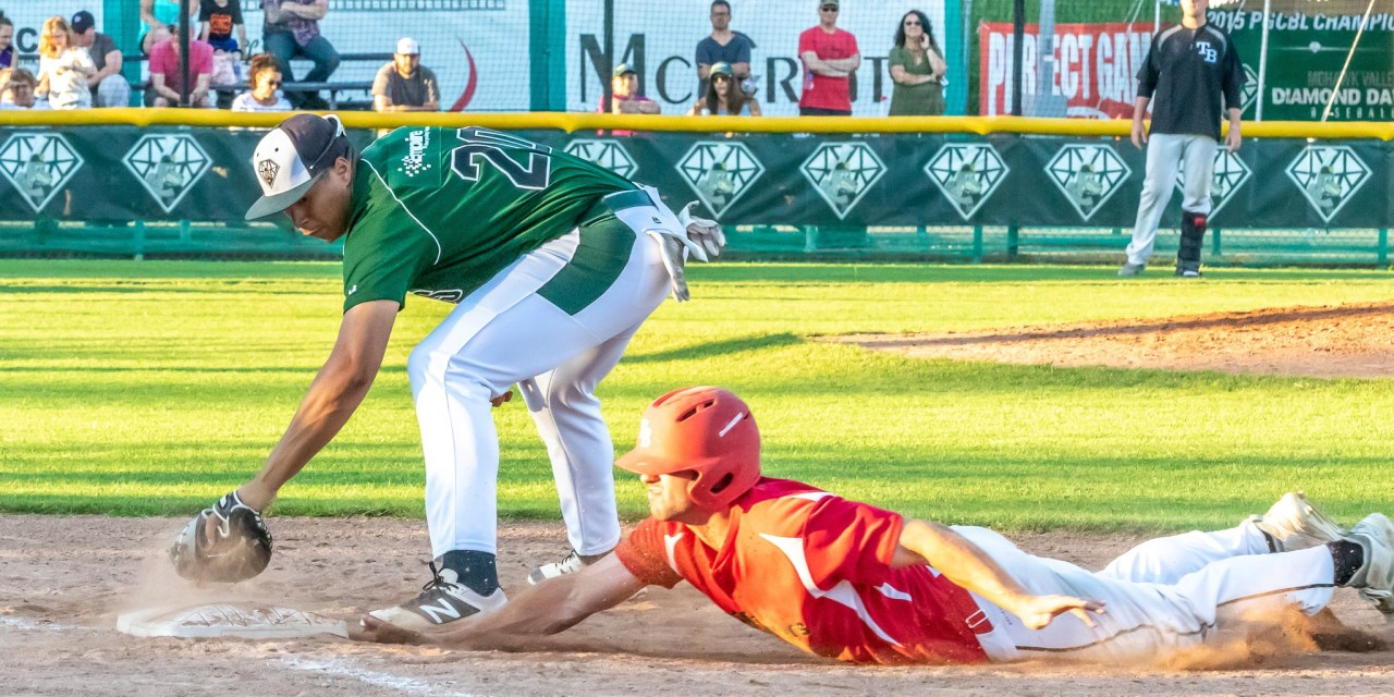 HERNANDEZ STIR-FRIES UP A VICTORY FOR MOHAWK VALLEY IN LAST DIAMOND DAWGS APPEARANCE