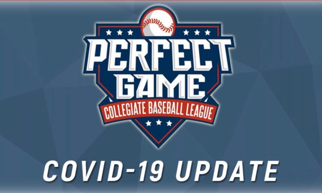 Perfect Game Collegiate Baseball League Announces Cancellation of 2020 Season