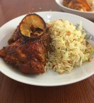Garlic Butter Cashew Rice