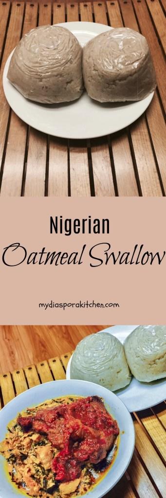 Oatmeal Swallow