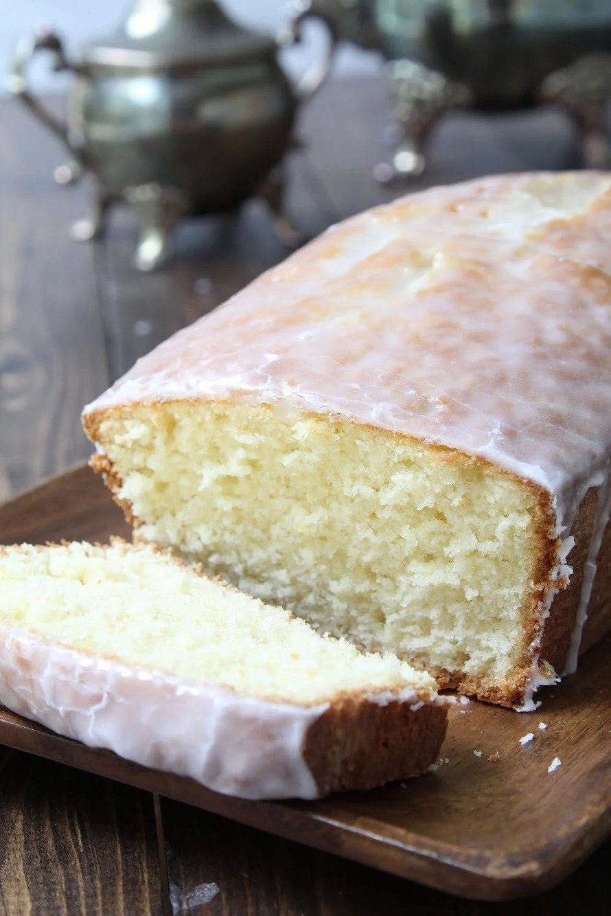 Easy Lemon Loaf Cake