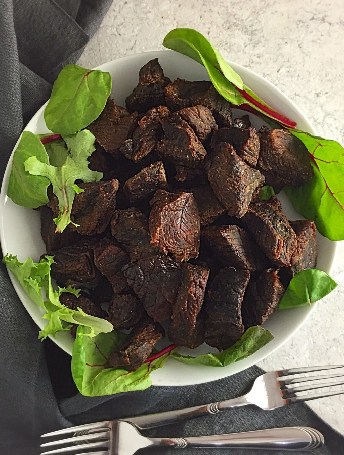 Grilled Beef for Nigerian Soups and Stews