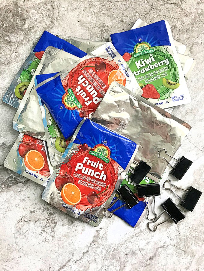 Easy DIY Cooking Pouches
