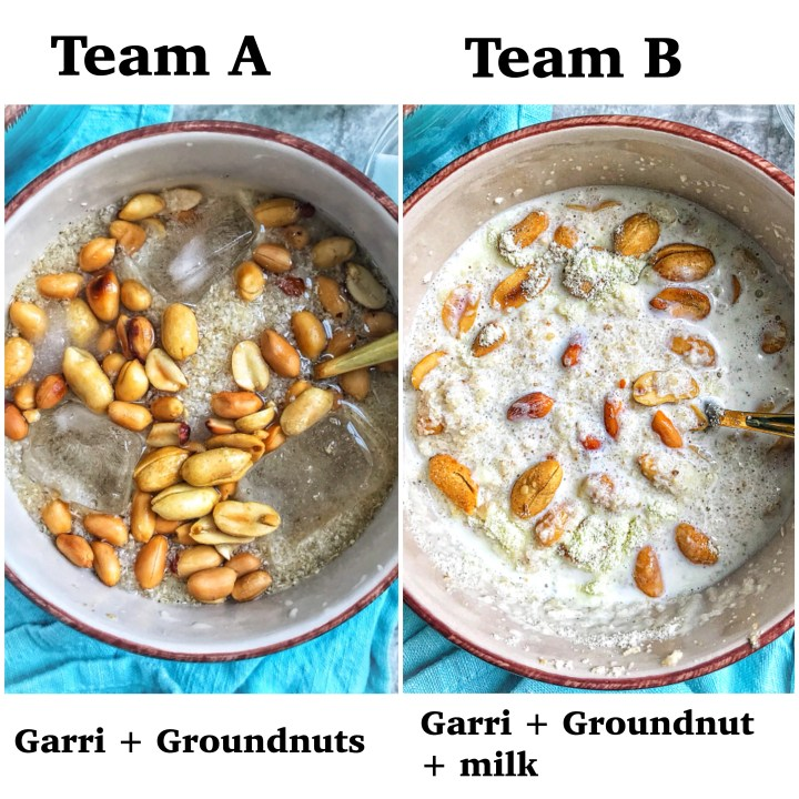 Soaked Garri: Nigeria's Legendary 'cereal' - My Diaspora Kitchen