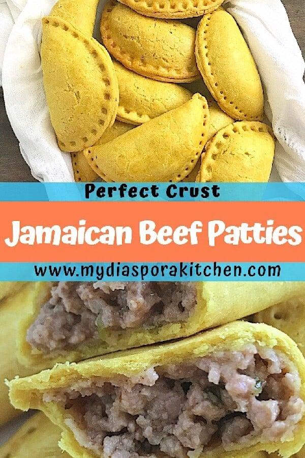 Jamaican Beef Ptties