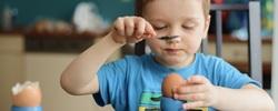 Aυγό: πολύτιμο τρόφιμο για την διατροφή των παιδιών