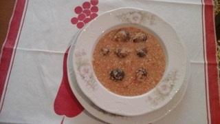Σαλιγκάρια με σιτάρι - Ηράκλειο