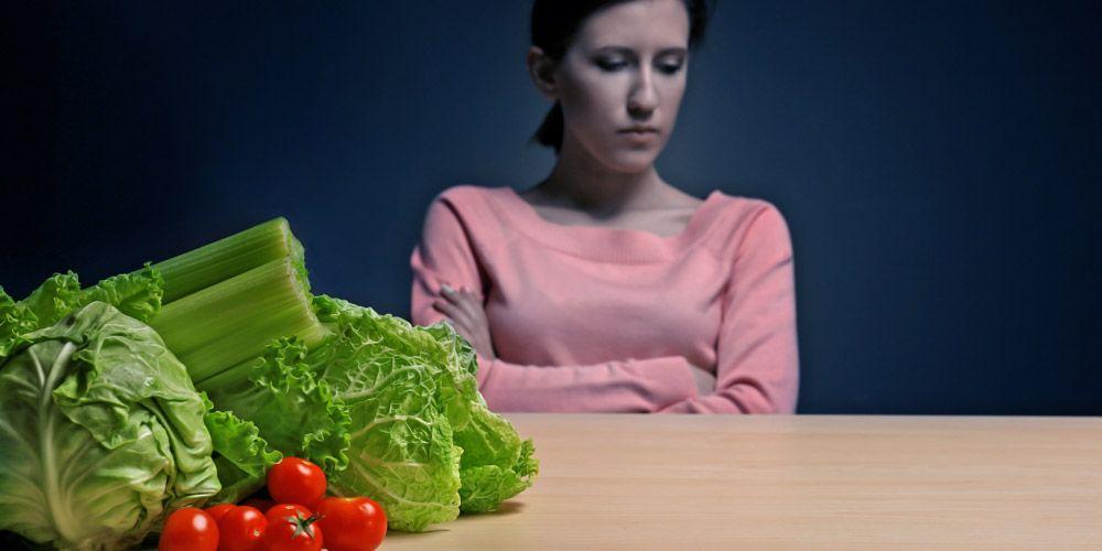 Η «δίαιτα» που κατέληξε σε διατροφική διαταραχή