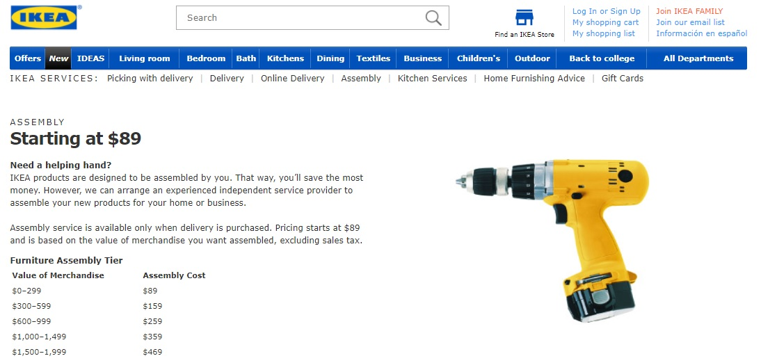 IKEA buys startup TaskRabbit : What's the next BHAG startup