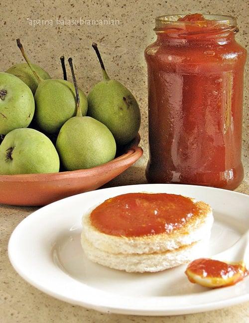 Spiced Papaya Jam (GF, V)