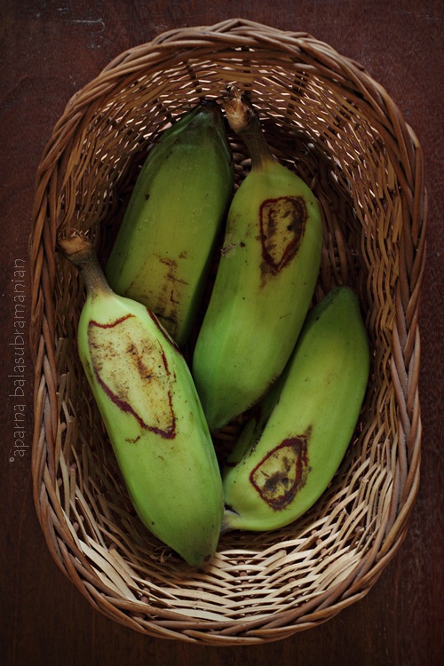 Raw Plantains