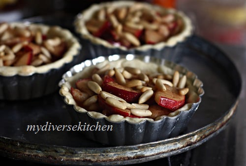 mini apple pie filling