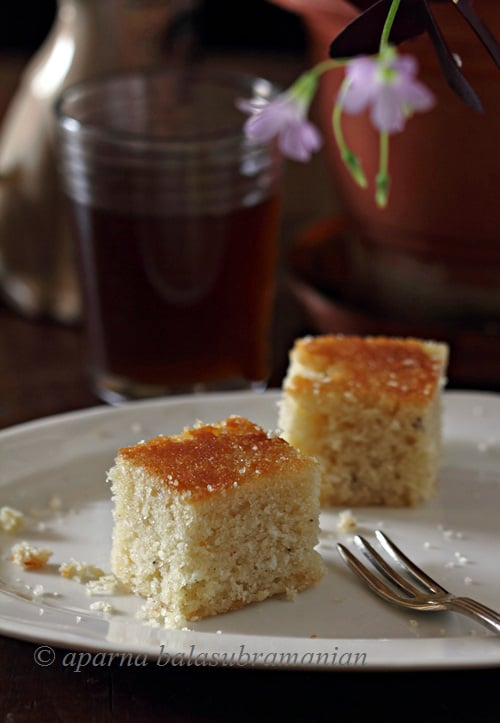 A week of an indian christmas day 3 baath cake baatica batega this time i thought i would try my hand and feature something that was truly goan and a christmas time favourite here i had never made a baath cake or forumfinder Choice Image