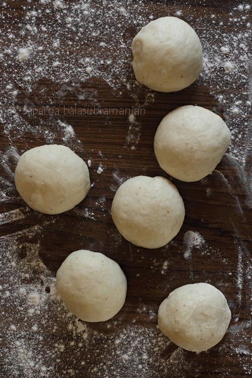 Shubak el Habayeb dough 2