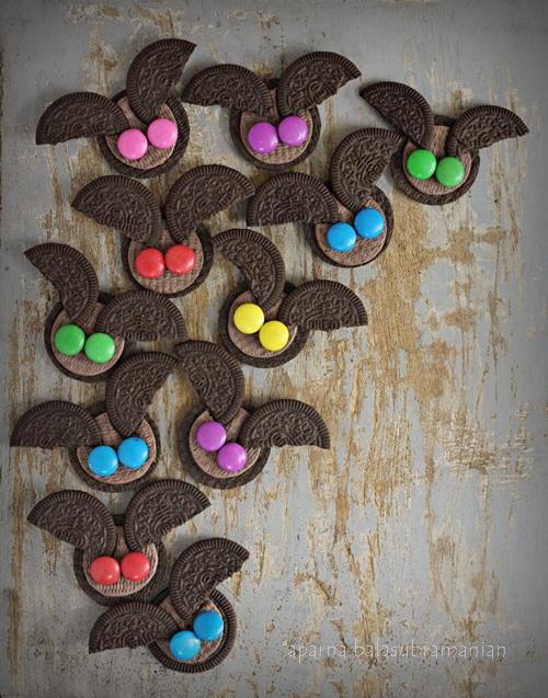 Oreo Bats