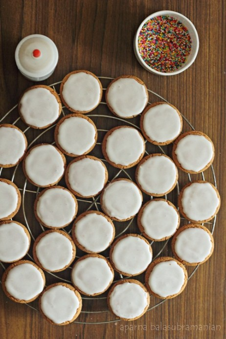 Two Ingredient Decorated Cookies