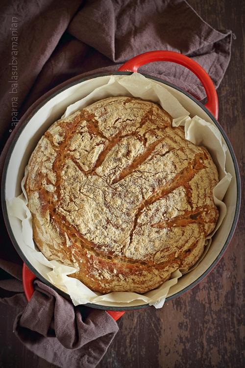 Lariano Style Bread