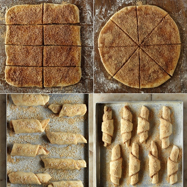 Filipino Spanish Bread Rolls tile