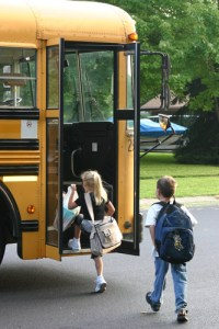 The First Day of School: It's About Your Children Of Course by Lauren Behrman