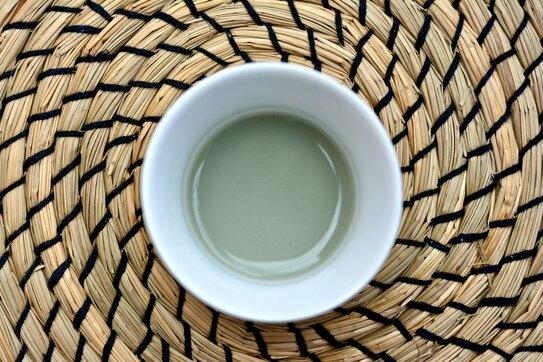 zielona glinka do mydła