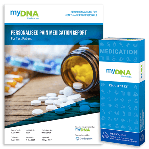 Medication - Kit and Single Report - Pain